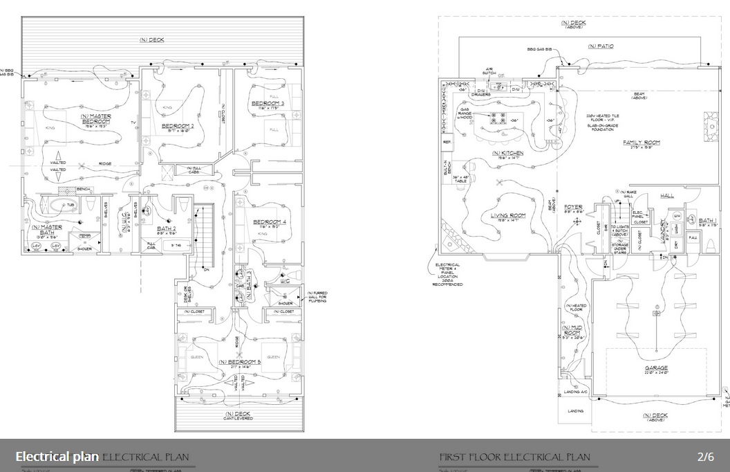 JA Designs Drafting and Interior and Structural Design South Lake ...
