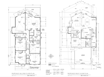 Nez Perce Floor Plans