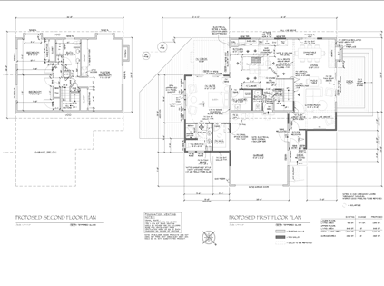 Tahoe Meadows Floor Plans